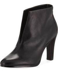 Elie Tahari - Meredith High-heeled Booties - Lyst