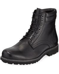 Zanzara - Men's Zucchi Leather Boots - Lyst