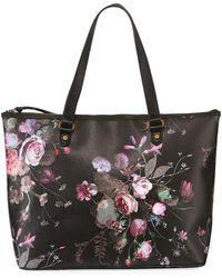Elliott Lucca - Aria Large Floral-print Tote Bag - Lyst