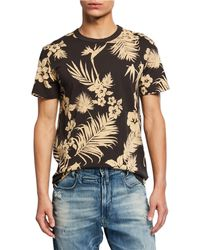 4f57d6a5a4ae Lyst - Converse X Tyler Golf Le Fleur T-shirt in Black for Men