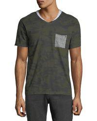 ELEVEN PARIS - Nabico V-neck Short-sleeve T-shirt - Lyst