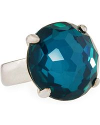 Ippolita - Rock Candy Large Stone Ring In Kelly Doublet - Lyst
