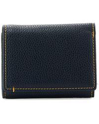 Robert Graham - Capria Leather Tri-fold Wallet - Lyst