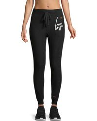 Peace Love World - Love More Cozy Joggers - Lyst