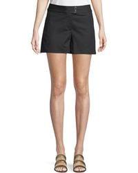 MICHAEL Michael Kors - Cotton Snap-waist Sailor Shorts - Lyst