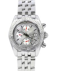 Breitling - Pre-owned 48mm Chronomat Evolution Watch - Lyst
