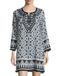Raj - Morocco Printed Tunic - Lyst