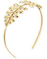 Tuleste   Florette Metal Headband   Lyst