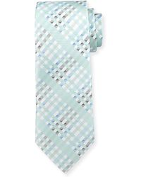 Robert Graham - Angy Plaid Silk Tie - Lyst