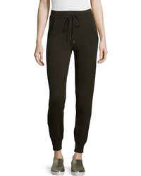 LOMA - Wool-cashmere Jogging Pants - Lyst