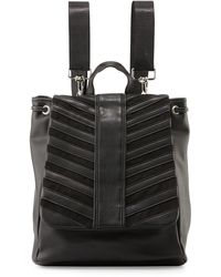 Cynthia Vincent - Hattie Flap-top Backpack - Lyst