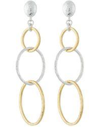Gurhan - Hoopla Graduating Drop Earrings - Lyst