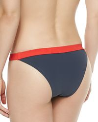 Marc Jacobs - Edie Galactic Colorblock Swim Bottom - Lyst