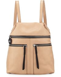 orYANY - Chloe Leather Backpack - Lyst
