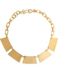 Stephanie Kantis - Honor Geometric Station Necklace - Lyst