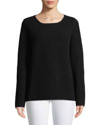 Michael Kors - Cashmere Chunky-ribbed Sweater - Lyst