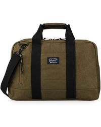 Original Penguin - Waxed Canvas Carryall Bag - Lyst