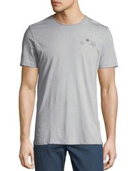 Antony Morato - Men's Star-patch Vintage Wash T-shirt - Lyst