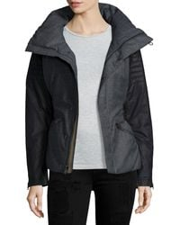Sorel - Joan Of Arctic Wool And Leather Jacket - Lyst