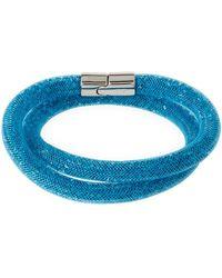 Swarovski | Stardust Convertible Crystal Mesh Bracelet/choker | Lyst