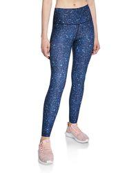 21758f44175994 Boohoo Beci High Waisted Super Skinny Disco Pants in Black - Lyst