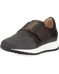 Amalfi by Rangoni - Danza Leather Comfort Sneaker - Lyst