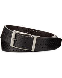 Nike - Reversible Perforated Belt - Lyst