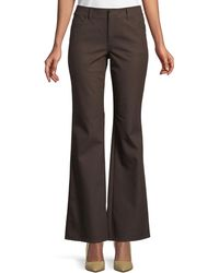 Lafayette 148 New York - Five-pocket Flare Jeans - Lyst