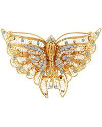 Jose & Maria Barrera - Filigree Butterfly Pin - Lyst