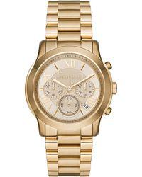 MICHAEL Michael Kors - 39mm Cooper Chronograph Bracelet Watch - Lyst