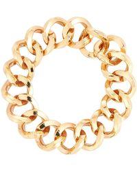 Roberto Coin - 18k Rose Round-link Bracelet - Lyst