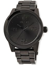 Nixon - 36mm G.i. Bracelet Watch - Lyst