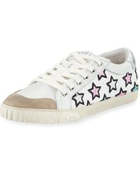 Ash - Majestic Stars Platform Sneakers - Lyst