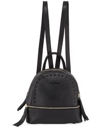 Valentino By Mario Valentino - Xavier Precious Dollar Studded Backpack - Lyst