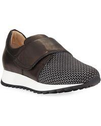 Amalfi by Rangoni - Danza Leather Comfort Sneakers - Lyst