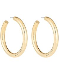 Romeo and Juliet Couture - C-hoop Earrings 40mm - Lyst