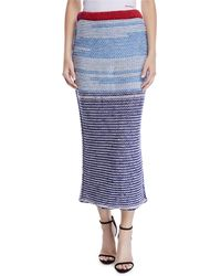 af565dba07 Women's CALVIN KLEIN 205W39NYC Maxi skirts On Sale - Lyst