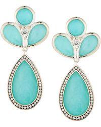 Ippolita - Lollipop® Multi-stone Doublet Drop Earrings - Lyst