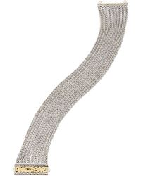 John Hardy - Medium Classic Chain Five-row Bracelet - Lyst