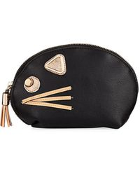 Neiman Marcus - Critter Large Dome Cosmetics Case - Lyst
