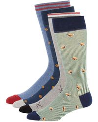 Neiman Marcus - Men's Sports-print Sock Gift Box - Lyst