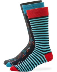 Unsimply Stitched - Men's Multicolor/pattern Socks - Lyst