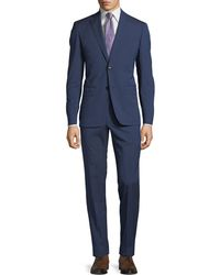 John Varvatos - Slim-fit Wool Woven Two-piece Suit - Lyst