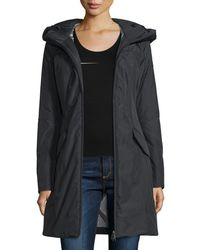 Peuterey - Hooded Zip-front Parka - Lyst