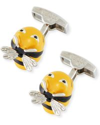Bugatchi - Bumble Bee Cuff Links - Lyst