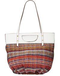 Neiman Marcus - Crotchet Tote Bag - Lyst