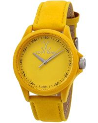 Toy Watch - Sartorial Washed Leather Watch - Lyst
