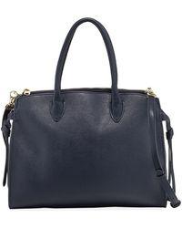 Miranda Leather Tote Bag