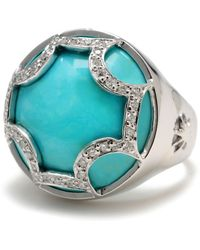 Elizabeth Showers - Turquoise Maltese Ring - Lyst