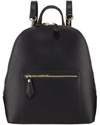 09bf775bf080b3 Last Call · Neiman Marcus - Merci Faux-leather Backpack - Lyst